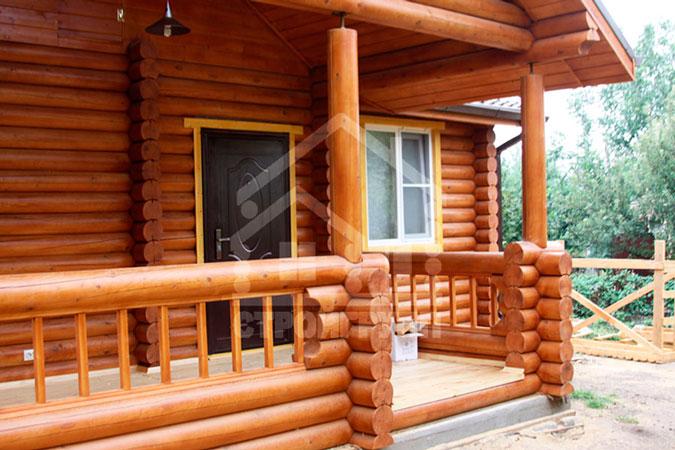 Большой выбор деревянных домов
