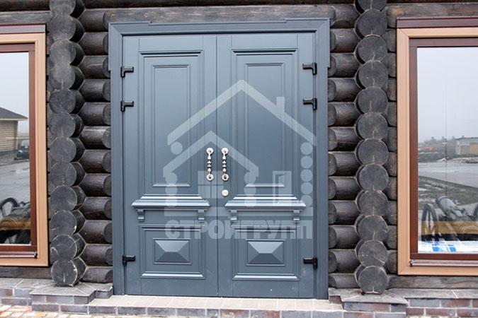 Входные двери от Стройгрупп