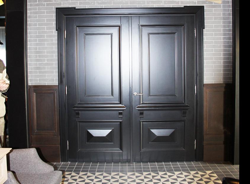 Деревянные двери на заказ в Ростове, фото 4