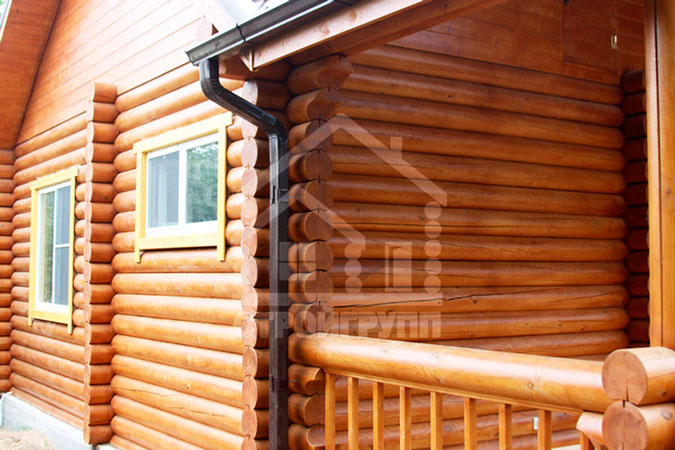 Услуги по строительству деревянных домов