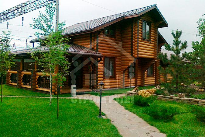 качественные дома из сруба в Ростове на Дону