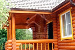 Заказать деревянный дом в Ростове