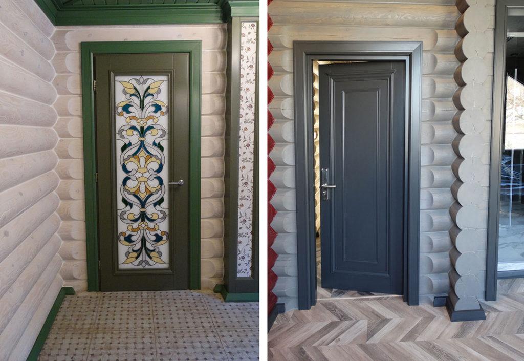 Деревянные двери на заказот компании«СТРОЙГРУПП»