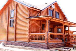 Заказать дом из сруба