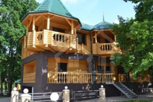 Дом 1300 кв. метров