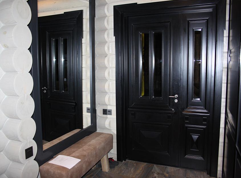 Деревянные двери на заказ в Ростове, фото 2