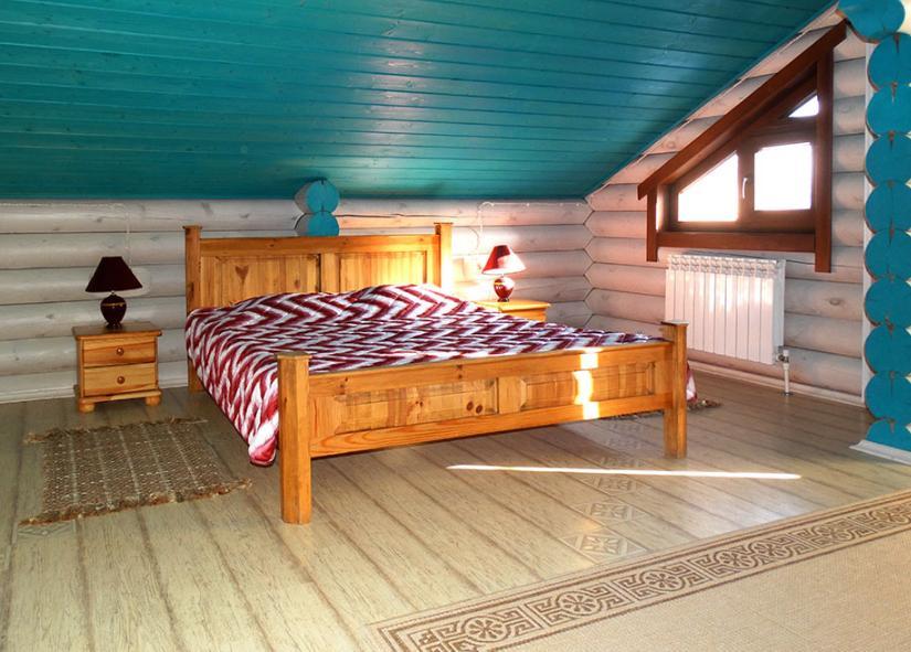 деревянная мебель для отеля
