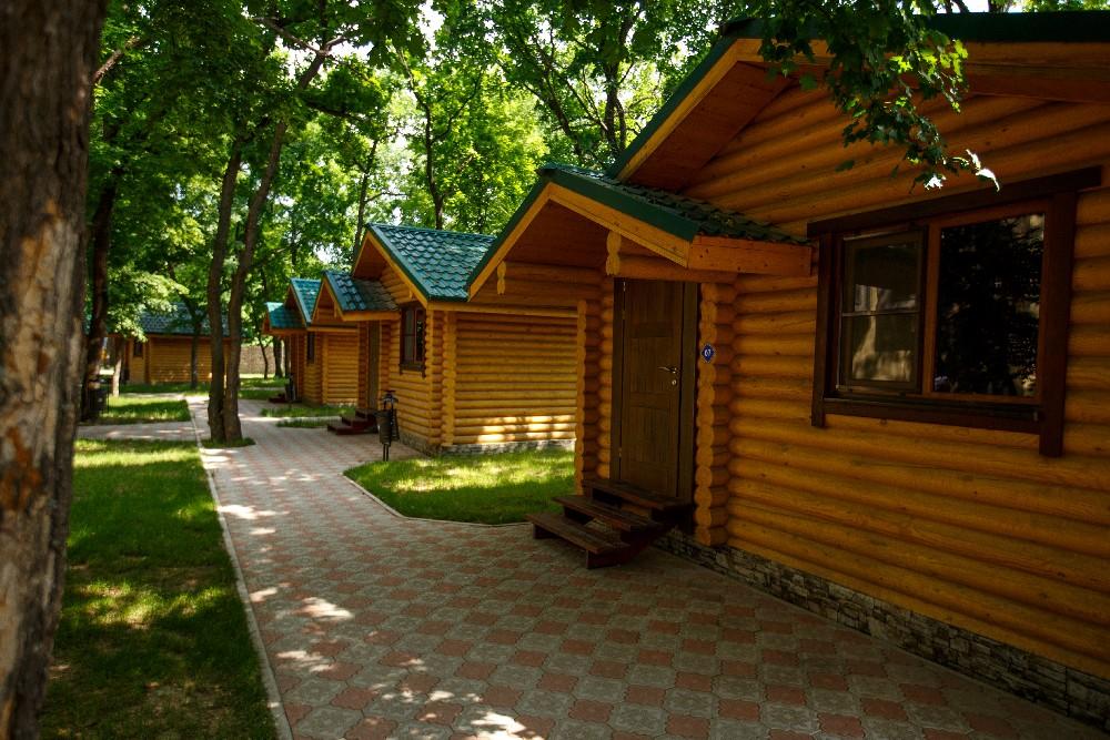 Гостевые дома из сруба для туристов