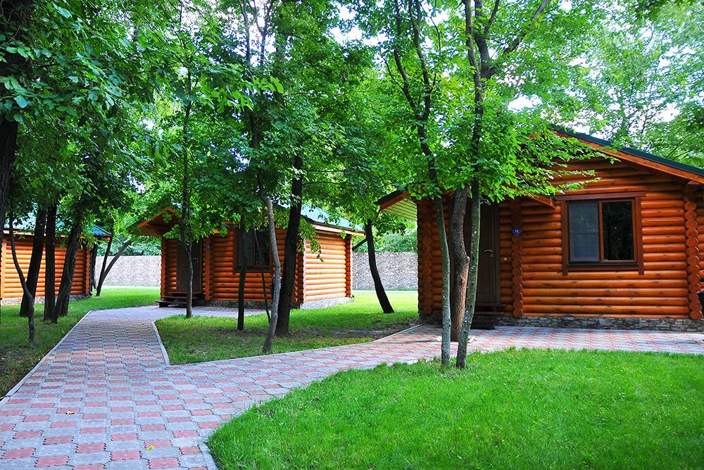 База отдыха для туристов