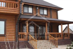 Проектирование и строительство домов из бревна