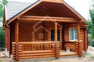 Строительная компания по строительству деревянных домов