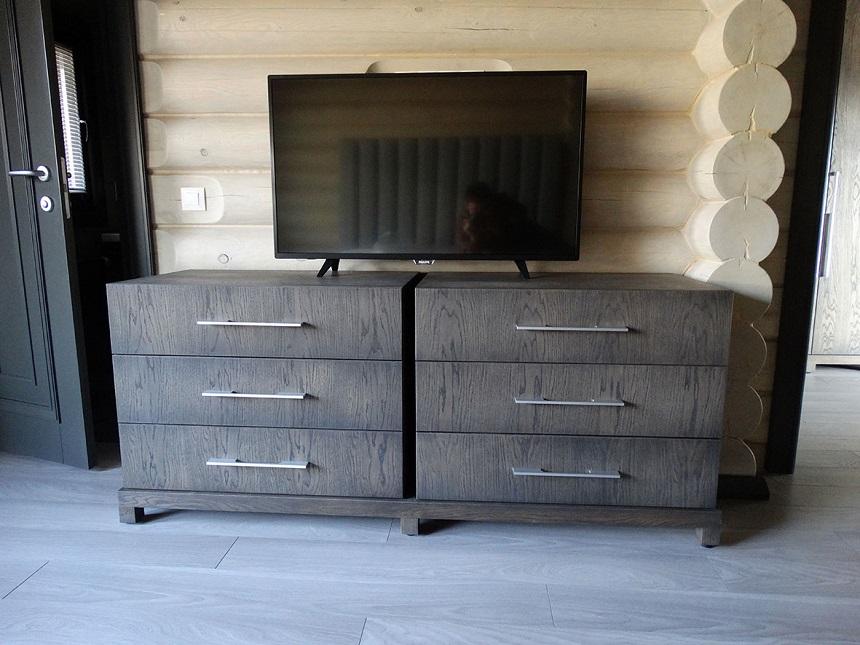 деревянный комод на заказ