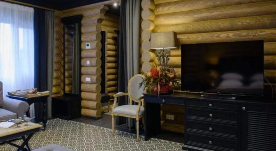Деревянные гостевые дома