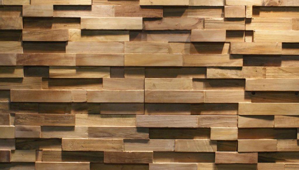 Изготовление панелей из дерева на заказ