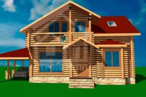 Деревянные дома из сруба