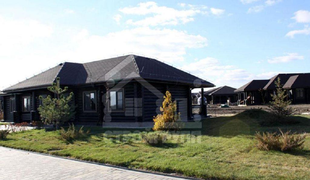 Деревянные домики для баз отдыха