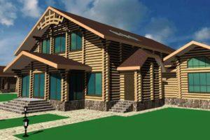 Строительство гостиниц и ресторанов из дерева