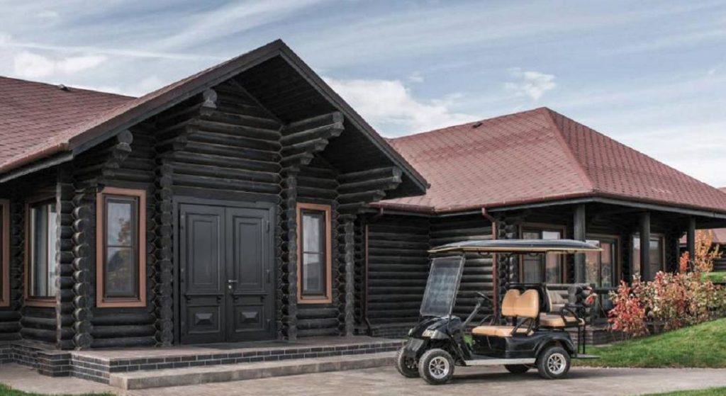Деревянные дома для клуба в Ростовской области
