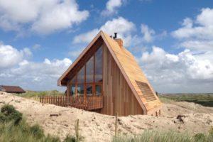 Маленькие деревянные дома в США и Канаде