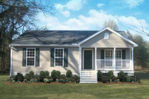 Преимущества деревянных сборных домов