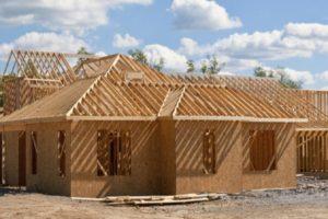 Конструкция сборных деревянных домов