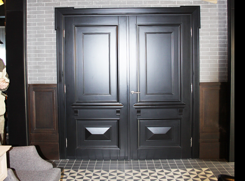 Деревянные двери от Стройгрупп фото 3