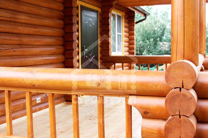 Заказать деревянные дома в Ростове