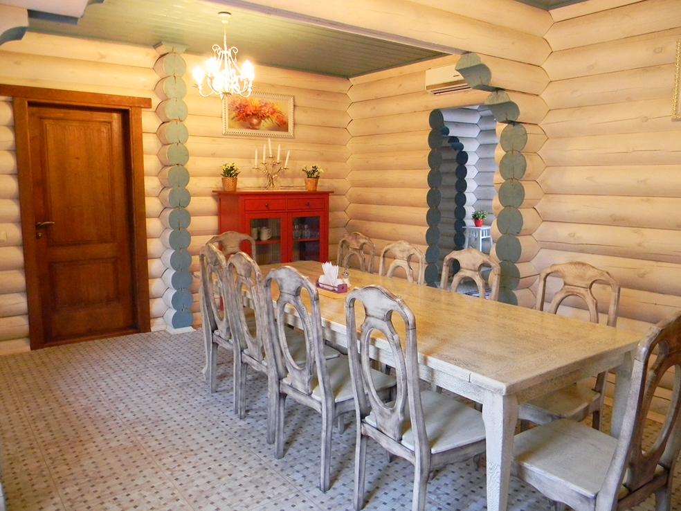 Деревянные двери из сосны под окраску