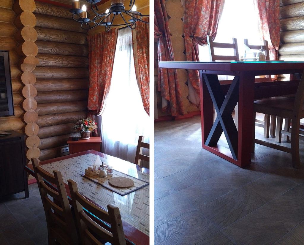 Обустраиваем современную деревянную баню