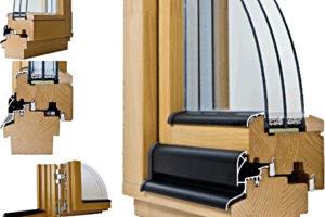 Купить деревянные окна со стеклопакетом