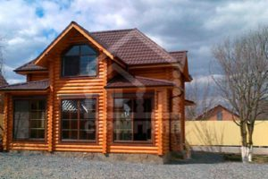 Строительство дачных домов из сруба в Ростове-на-Дону