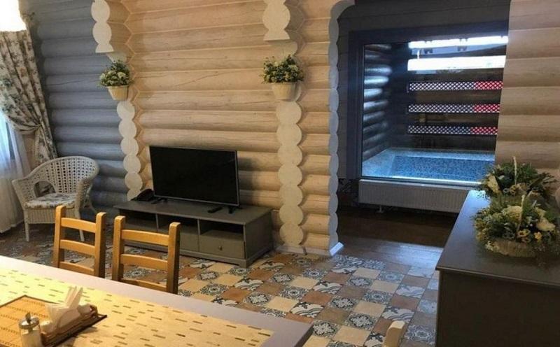 деревянная баня под ключ в Ростове