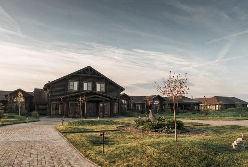 построить гостевой дом из сруба в Ростове-на-Дону