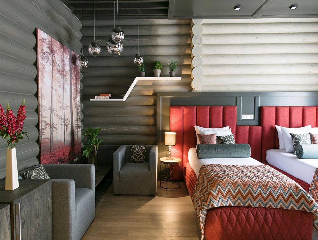 деревянная мебель для гостиницы