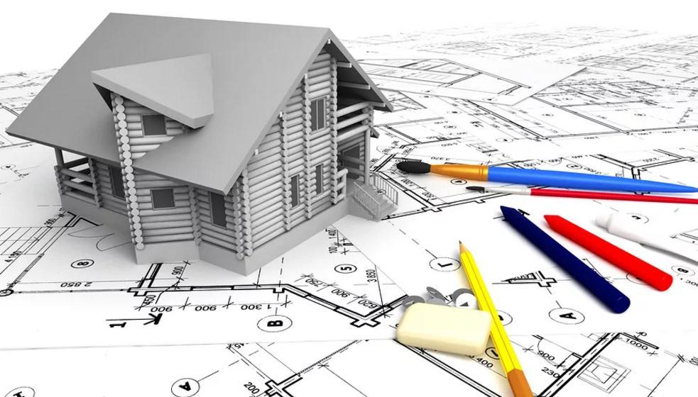Планировка деревянных домов
