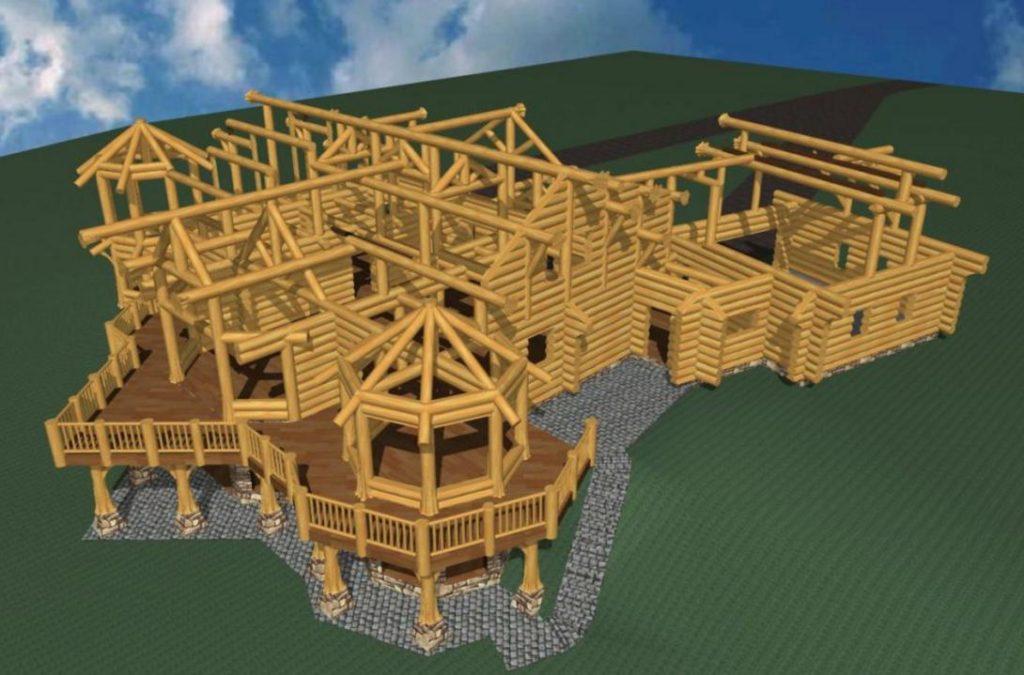 конструкция-деревянного-ресторана