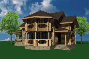 Преимущества деревянных домов из сруба и бруса