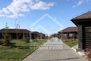 Деревянные домики для баз отдыха и турбаз