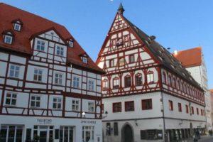 Фахверковые дома в Европе и США