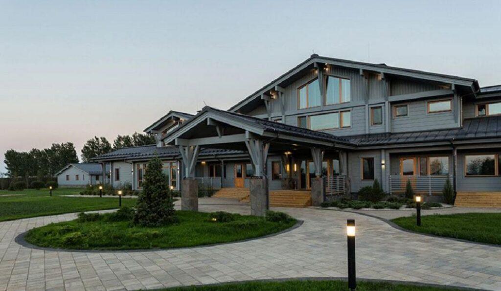 Фото красивого финского дома
