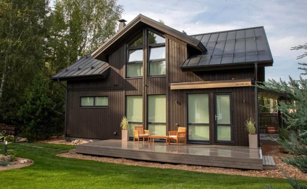 Строительство деревянных домов по финской технологии