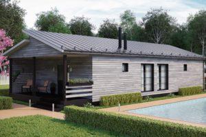 Современное деревянное домостроение