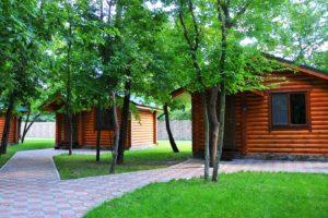 Строительство деревянных домиков для кемпингов